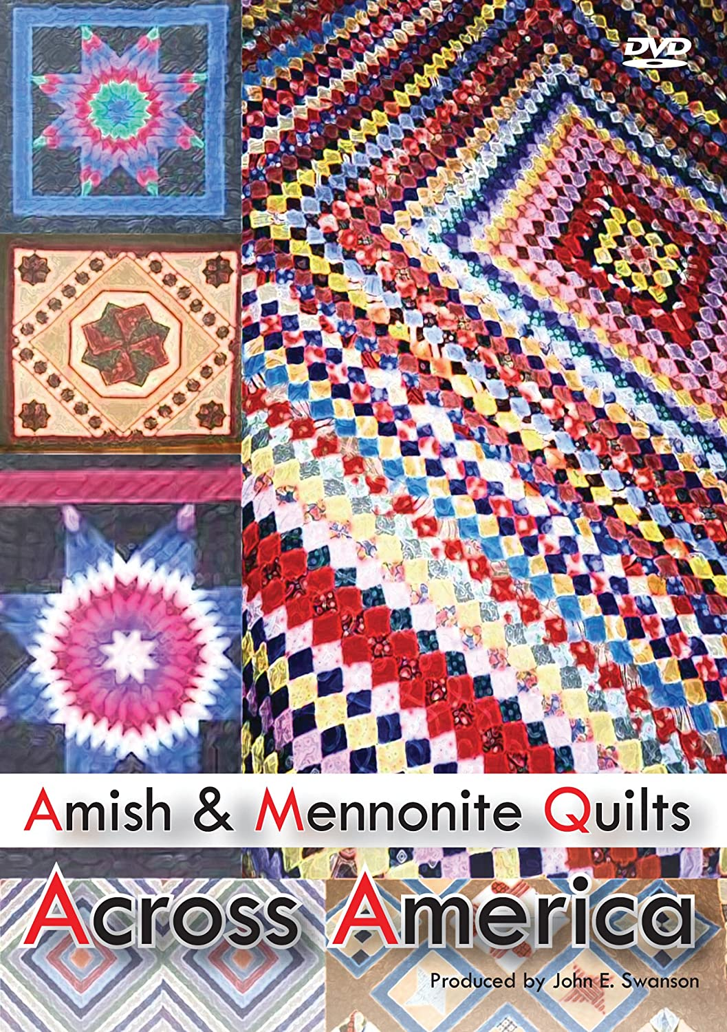 Amazon.com: Amish & Mennonite Quilts Across America: John Swanson ... : mennonite quilt - Adamdwight.com