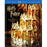Harry Potter and the Half-Blood Prince (2-Disc/Special Edition/BD) [Blu-ray]