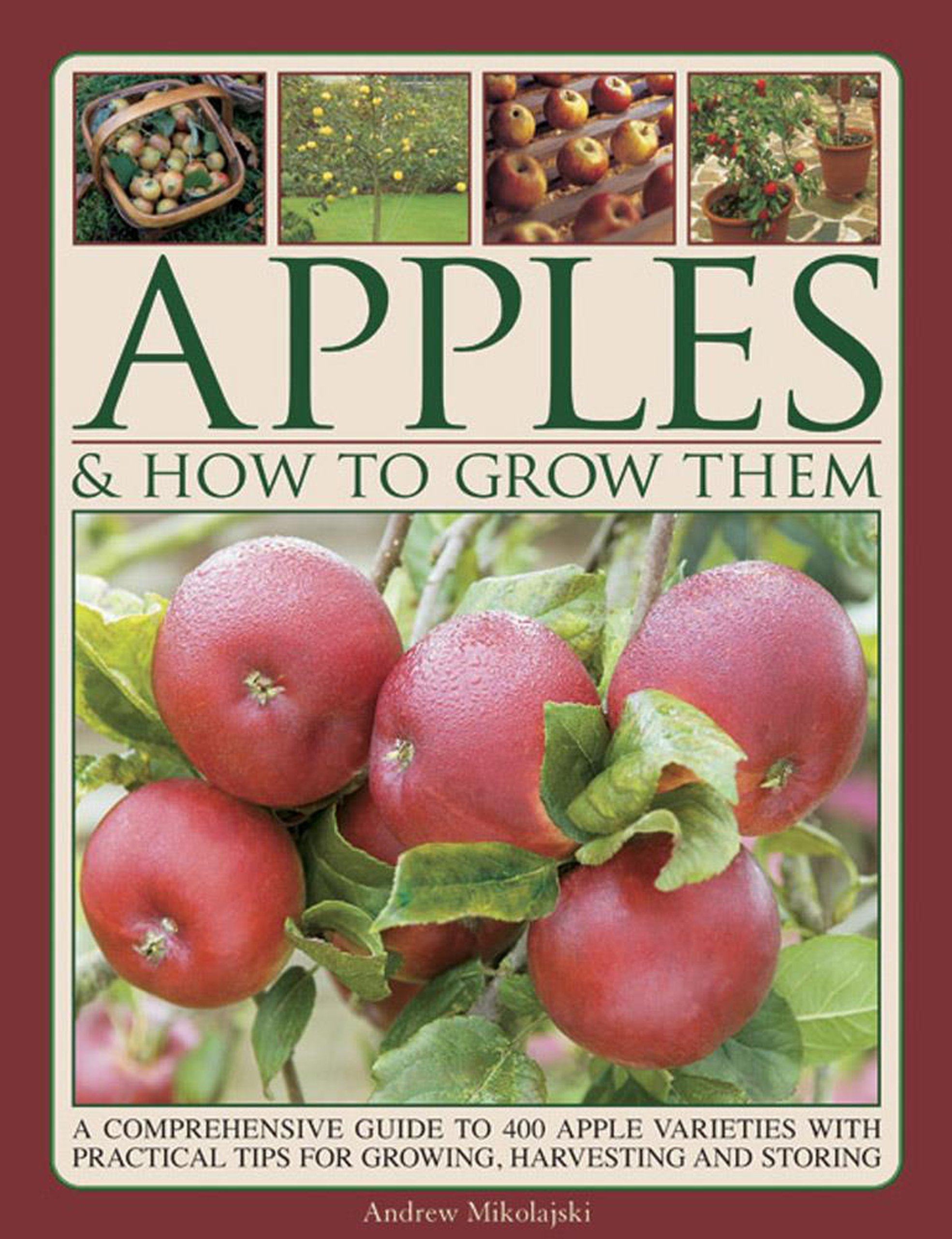 Download Apples & How to Grow Them: A Comprehensive Guide To 400 Apple Varieties With Practical Tips For Growing, Harvesting And Storing ebook