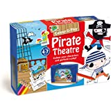 Craft Box Colour and Play Pirate Theatre