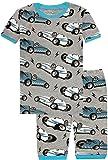 Amazon Price History for:Pajamas for Boys Car Cartoon Summer Cotton Sleepwear for Kids 2 Piece Short Sets