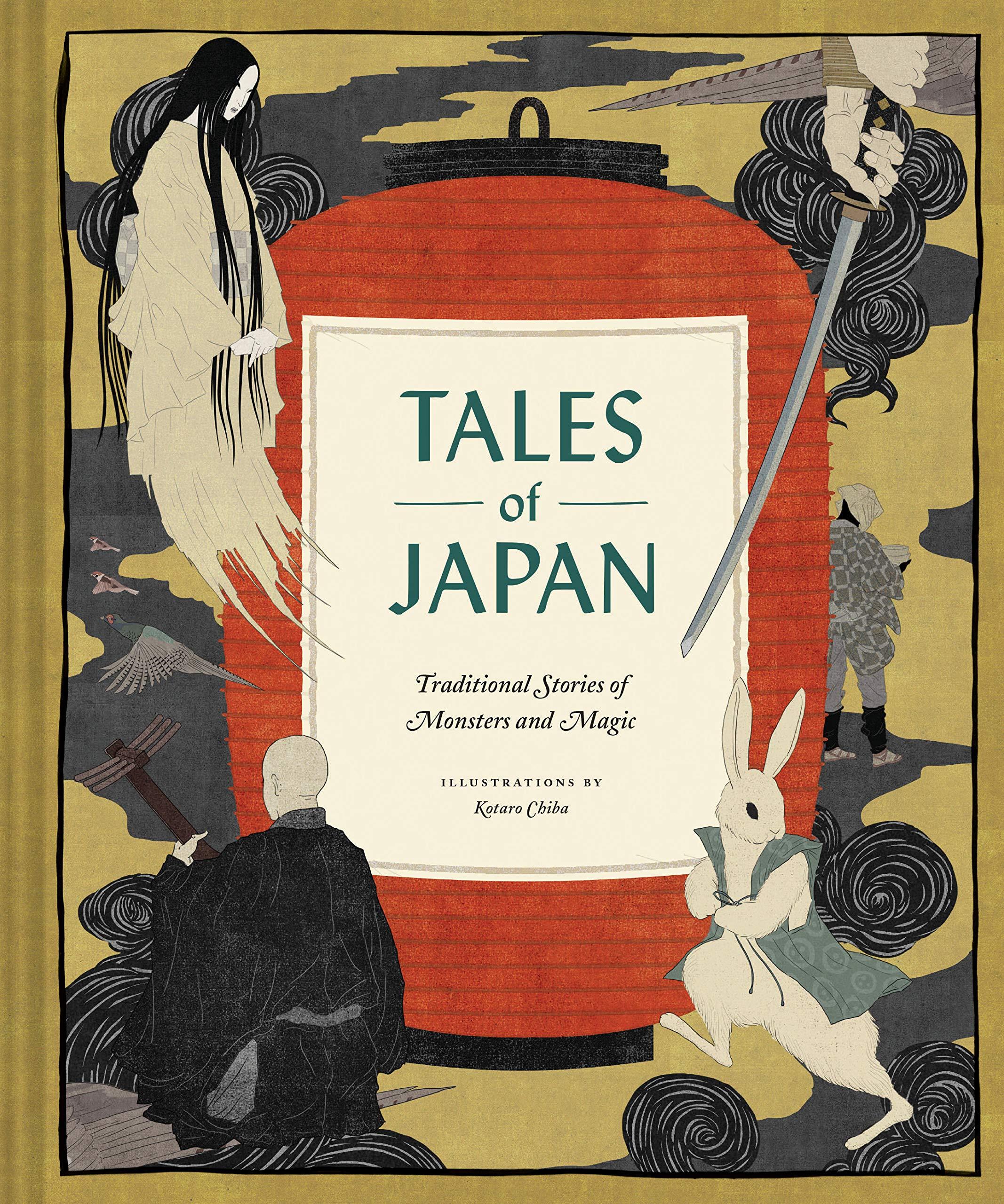 Tales of Japan: Traditional Stories of Monsters and Magic (Book of Japanese Mythology, Folk Tales from Japan)