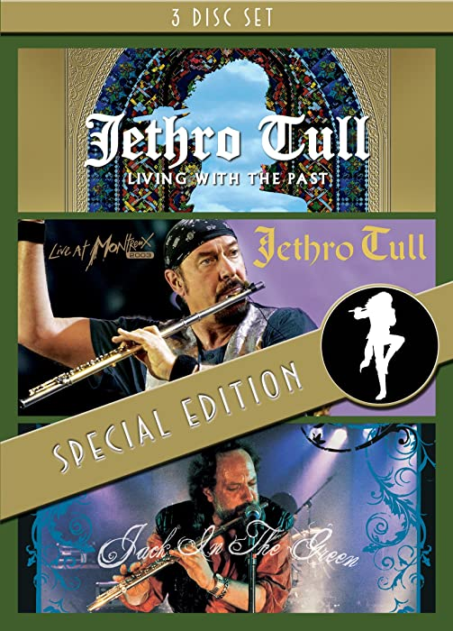 Top 4 Jethro Tull Madison Square Garden