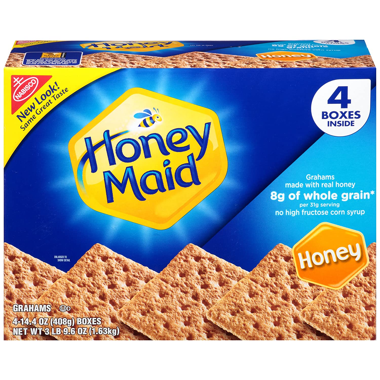 Honey Maid Graham Crackers (4-Pack)