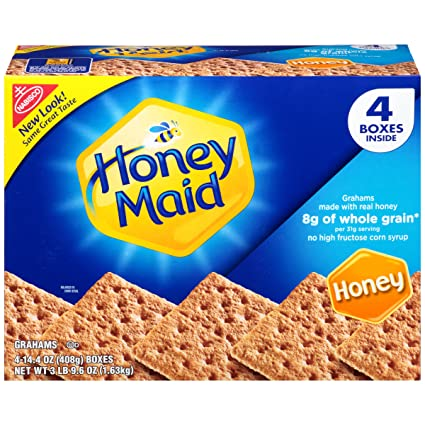 Honey maid graham crackers 144 ounce boxes 4 pack amazon honey maid graham crackers 144 ounce boxes 4 pack solutioingenieria Choice Image