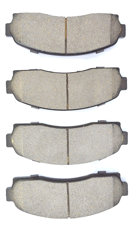 Dash4 MD833 Semi-Metallic Brake Pad