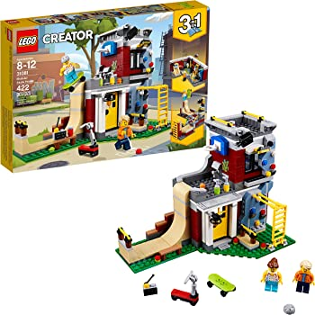 LEGO Creator 3-in-1 Modular Skate House Building Kit