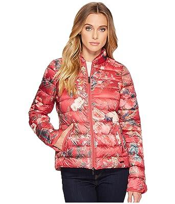 ILSE JACOBSEN Women s Printed Puffer Coat at Amazon Women s Coats Shop 859267817b