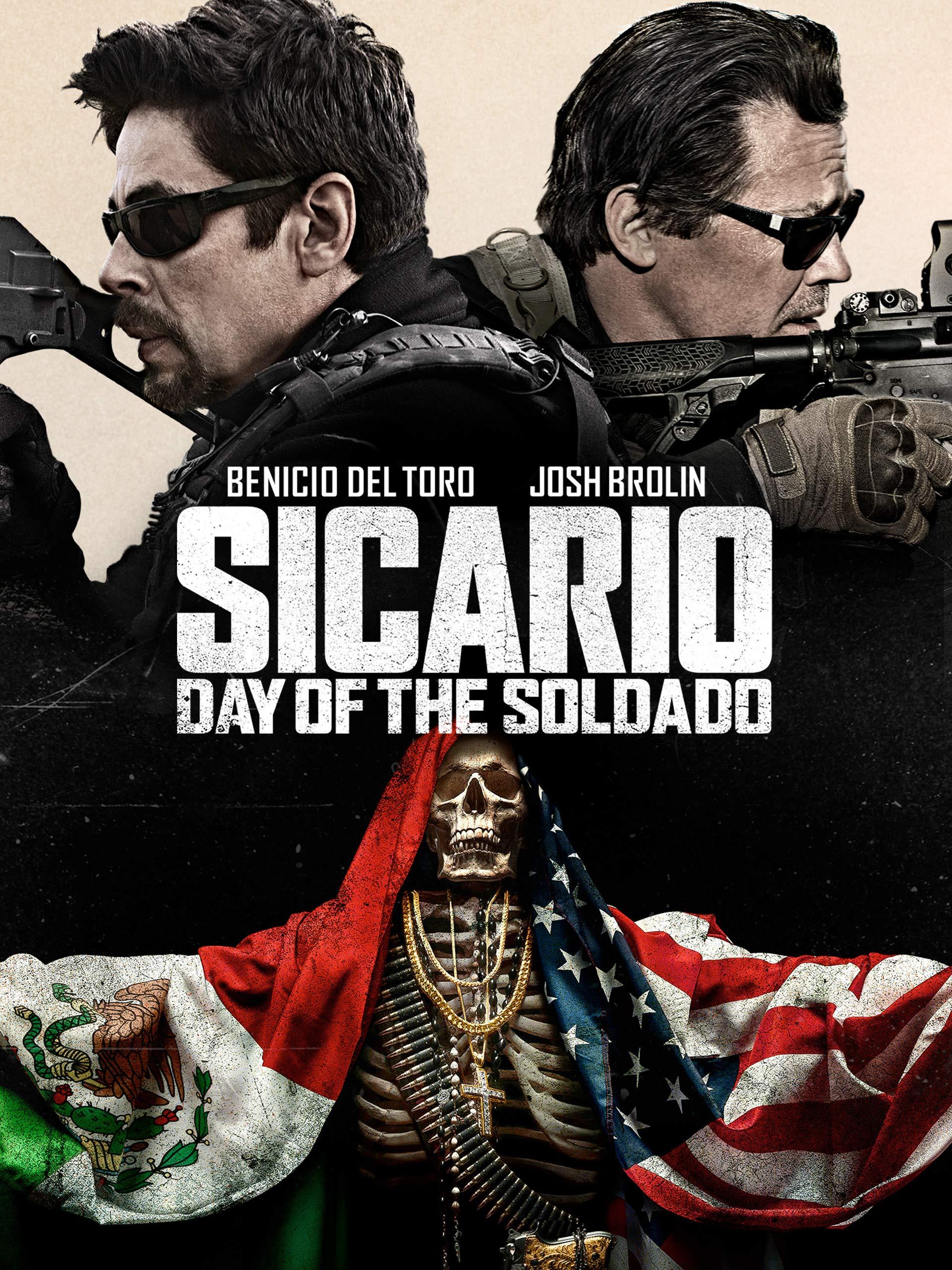 Watch Sicario: Day Of The Soldado (4K UHD) | Prime Video