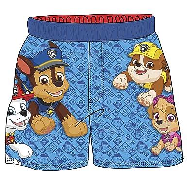 779f26432d2e9 Amazon.com: Nickelodeon Toddler Boys' Paw Patrol Swim Shorts: Clothing