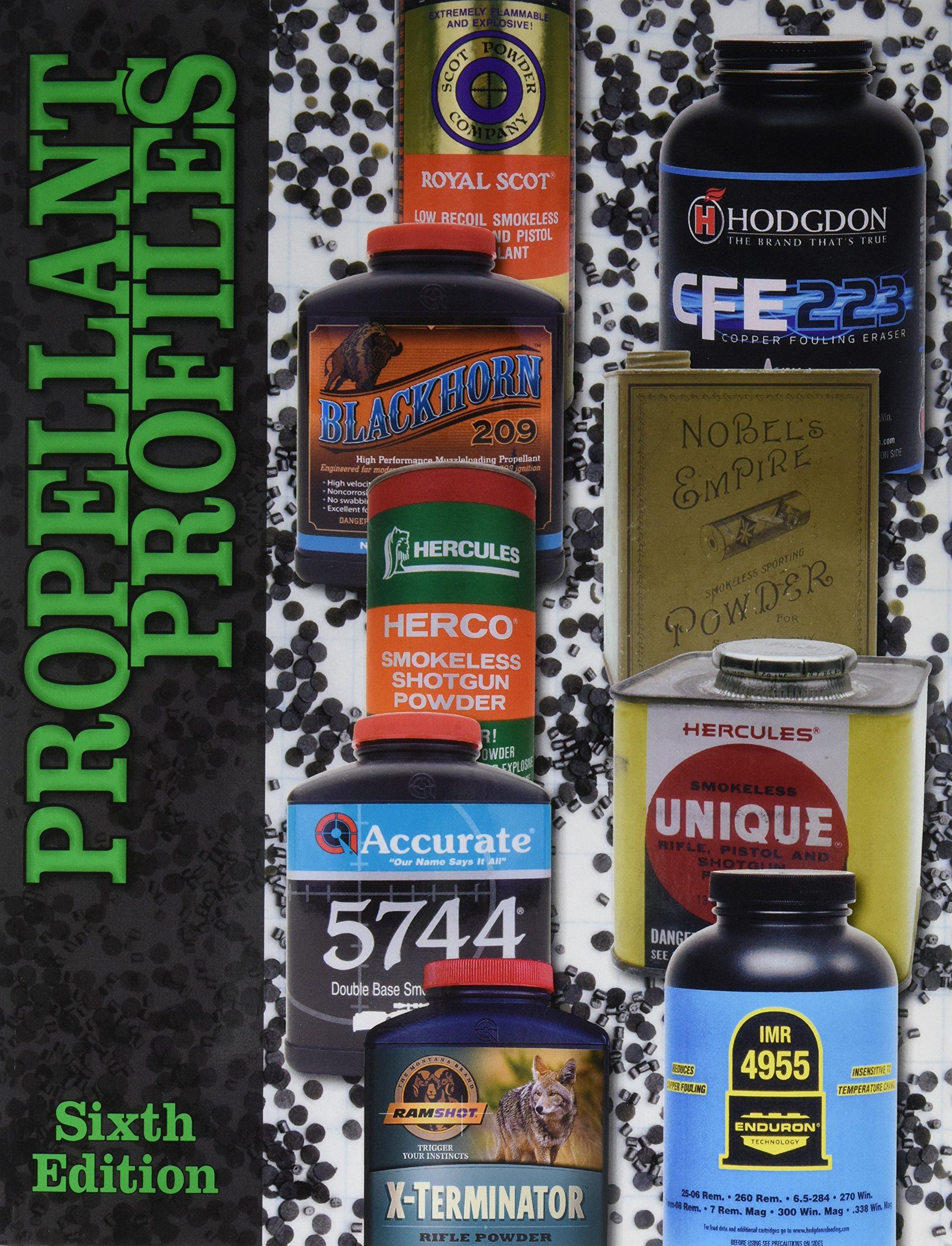 Amazon com: Propellant Profiles Sixth Edition (9780935632194