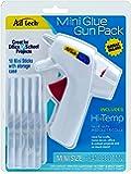 Adhesive Technologies 05694 Mini Hi-Temp Glue Gun (& Combo Pack) Glue Gun & Glue Sticks