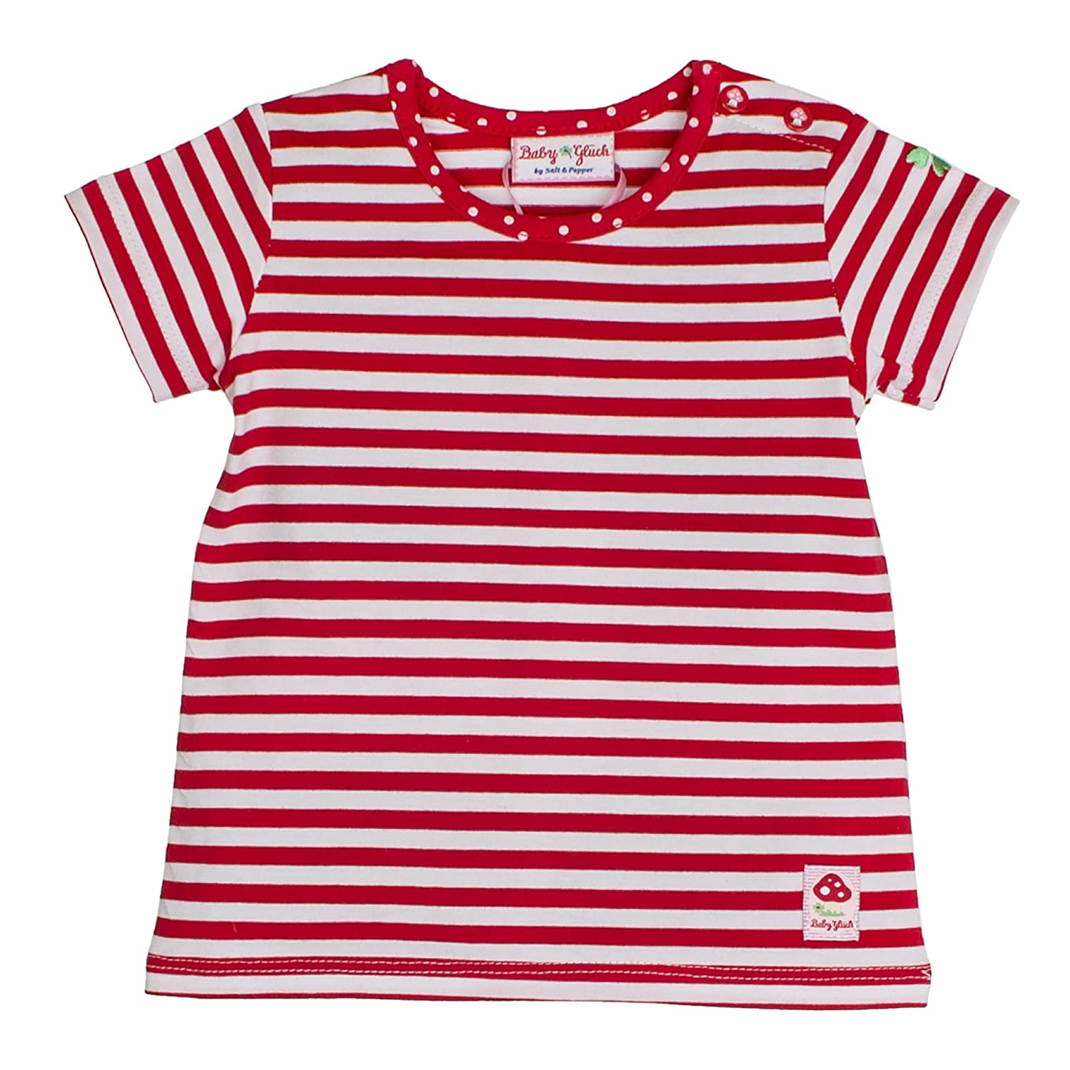 Salt & Pepper Baby Girls' Bg Stripe T-Shirt SALT AND PEPPER 83812243