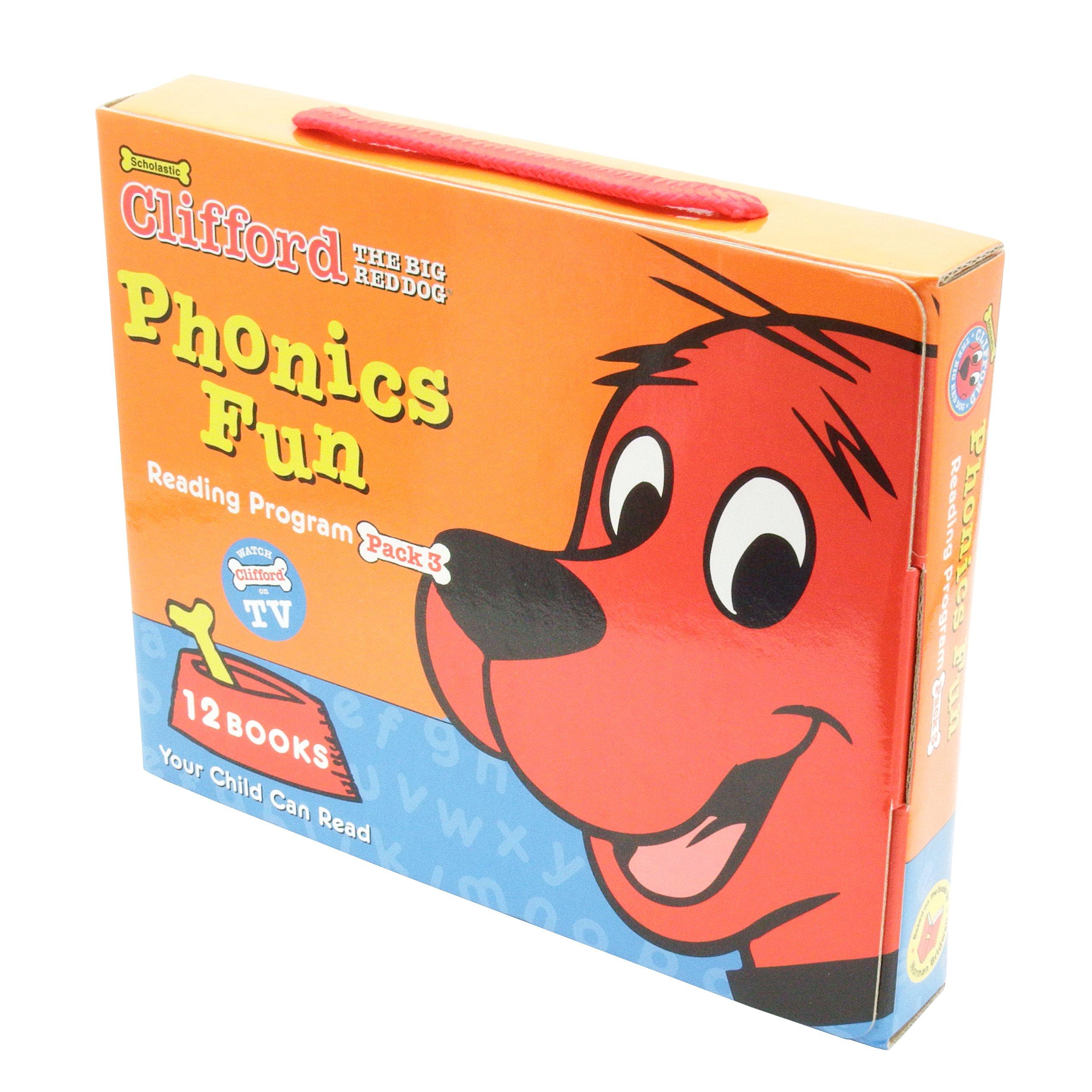 Download Cliffords Phonics Fun Box Set #3 ebook