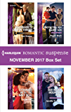 Harlequin Romantic Suspense November 2017 Box Set: The Billionaire's Colton Threat\Stranded with the Navy SEAL\Protecting Her Secret Son\Her Rocky Mountain Hero