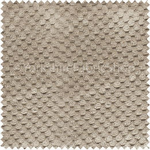 Suave Terciopelo lunares puntos efecto Jumbo para tapicería ...