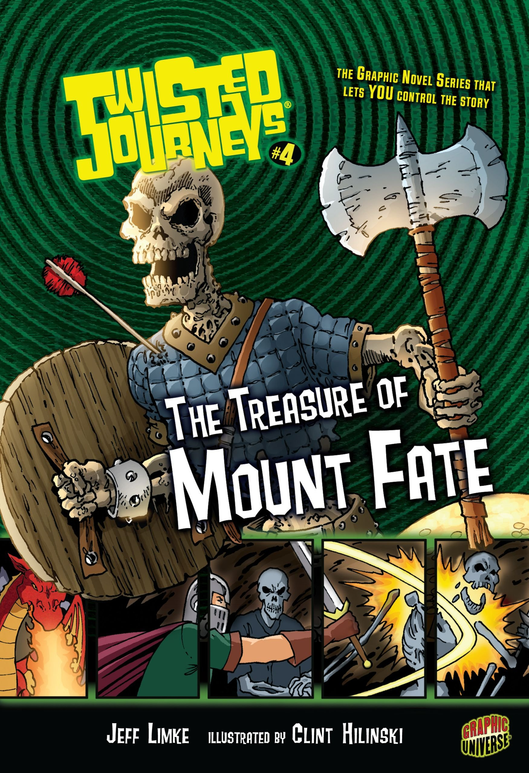 Download The Treasure of Mount Fate (Twisted Journeys (Paperback)) pdf