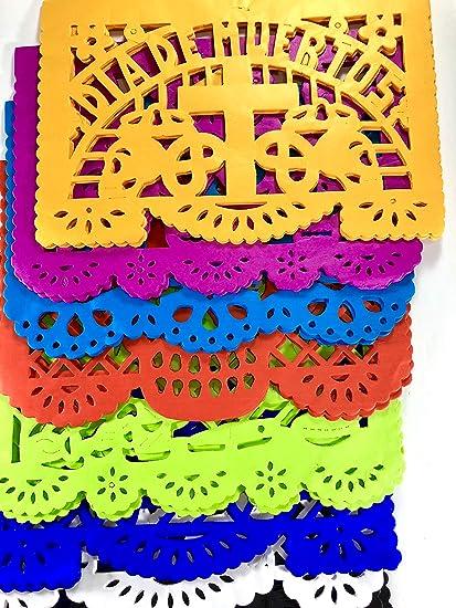 Amazon Com 30 Frontales Pack Altar De Ofrendas Dia De Muertos Day