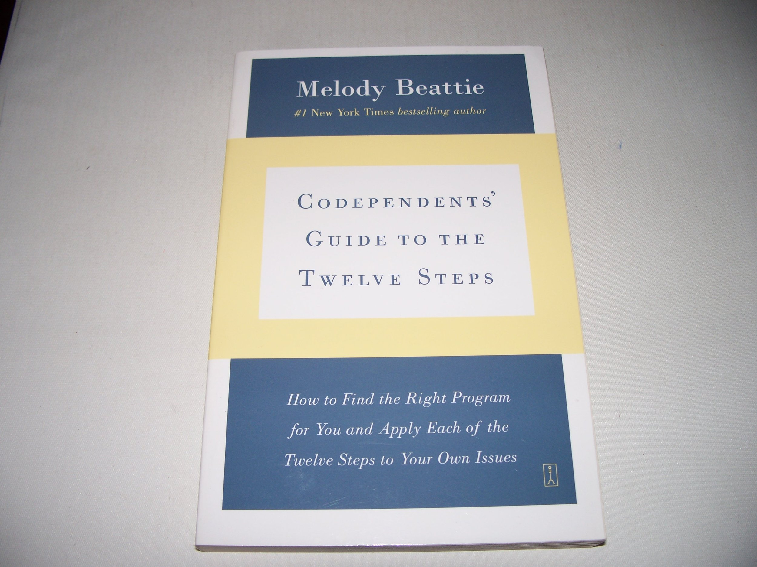 Codependents' Guide to the Twelve Steps: Melody Beattie: Amazon.com: Books