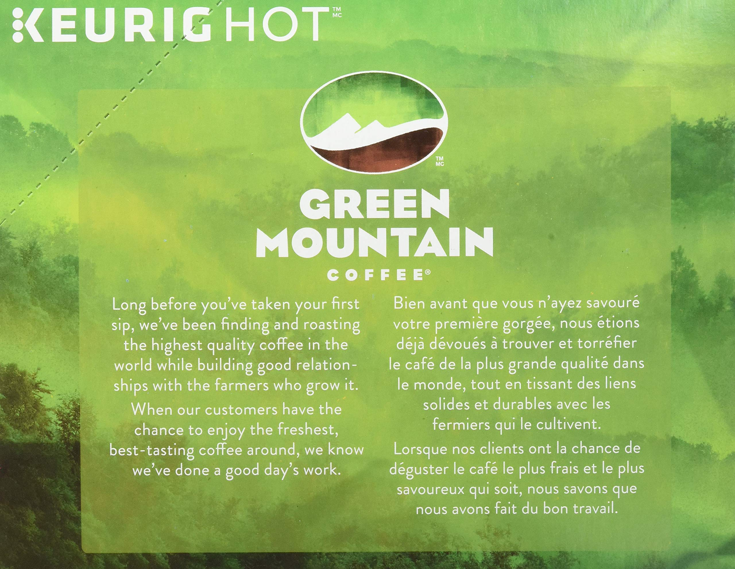 Green Mountain Coffee Dark Magic single serve K-Cup pods for Keurig brewers, 48 Count by Green Mountain Coffee Roasters (Image #5)
