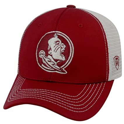 sale retailer c60af f9d3e Image Unavailable. Image not available for. Color  Florida State Seminoles  NCAA TOW  quot Ranger quot  Adjustable Performance Mesh Hat