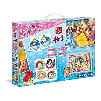 Clementoni 13256 Preescolar Juego Educativo - Juegos educativos, Preescolar, 3 año(s), Princesa, Italia, 370 mm: Juguetes y juegos