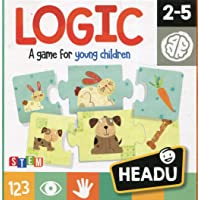Headu Headu-IT20751 1041735-Logic! Opinión y síntesis Pensamiento lógico