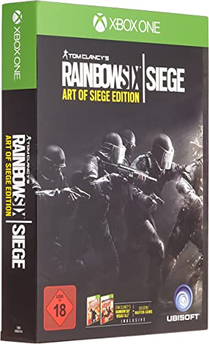 Tom Clancys Rainbow Six Siege - Art Of Siege Edition [Importación ...
