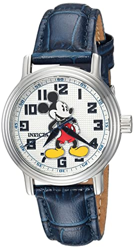 b6f7a247d1b Invicta 24549 Disney Limited Edition - Mickey Mouse Women s Wrist Watch Stainless  Steel Quartz White Dial