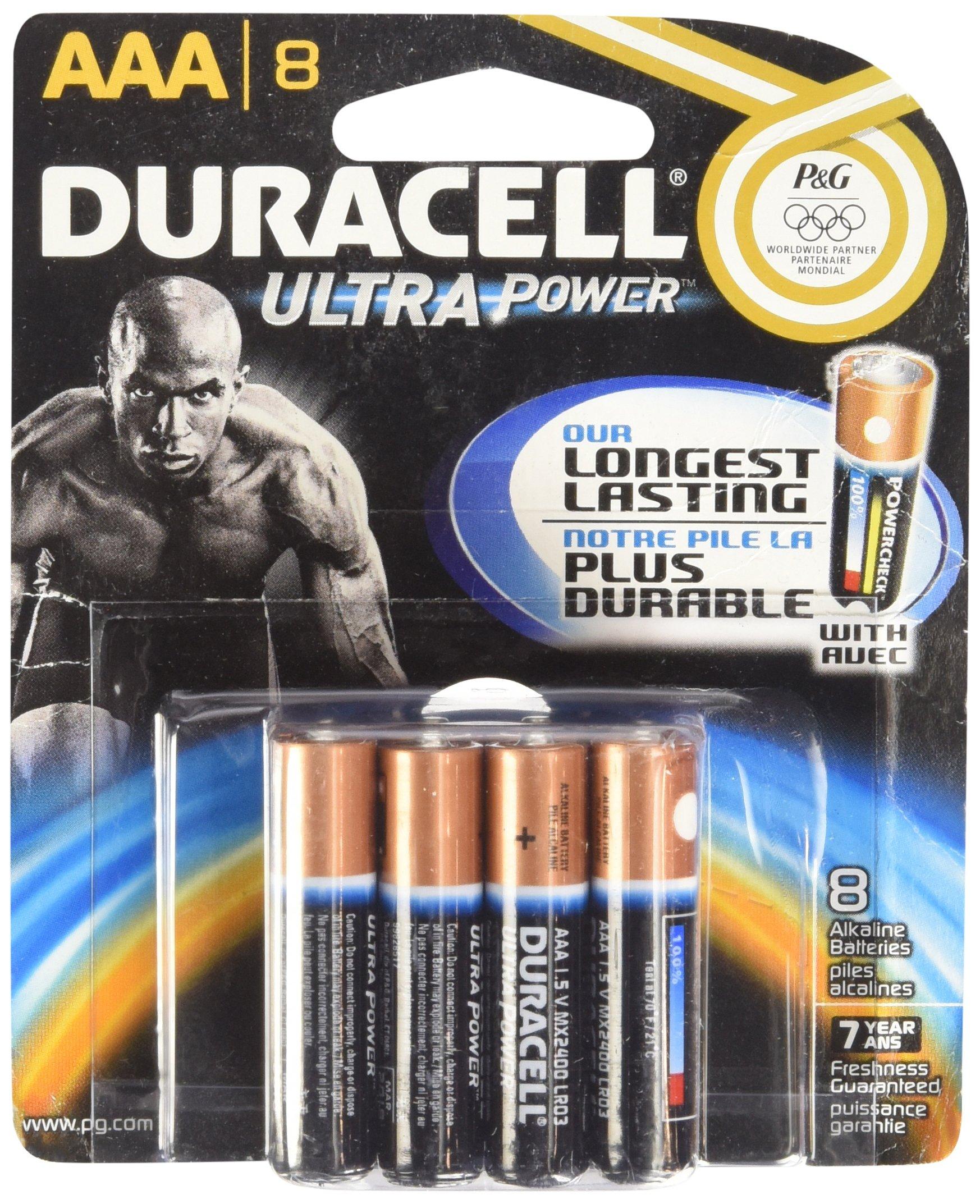 Duracell Battery,Alkaline,AAA,16PK