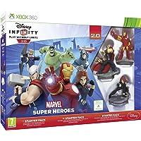 Xbox 360 Disney Infinity 2.0 Marvel Super Heroes Starter Pack - DISNEY