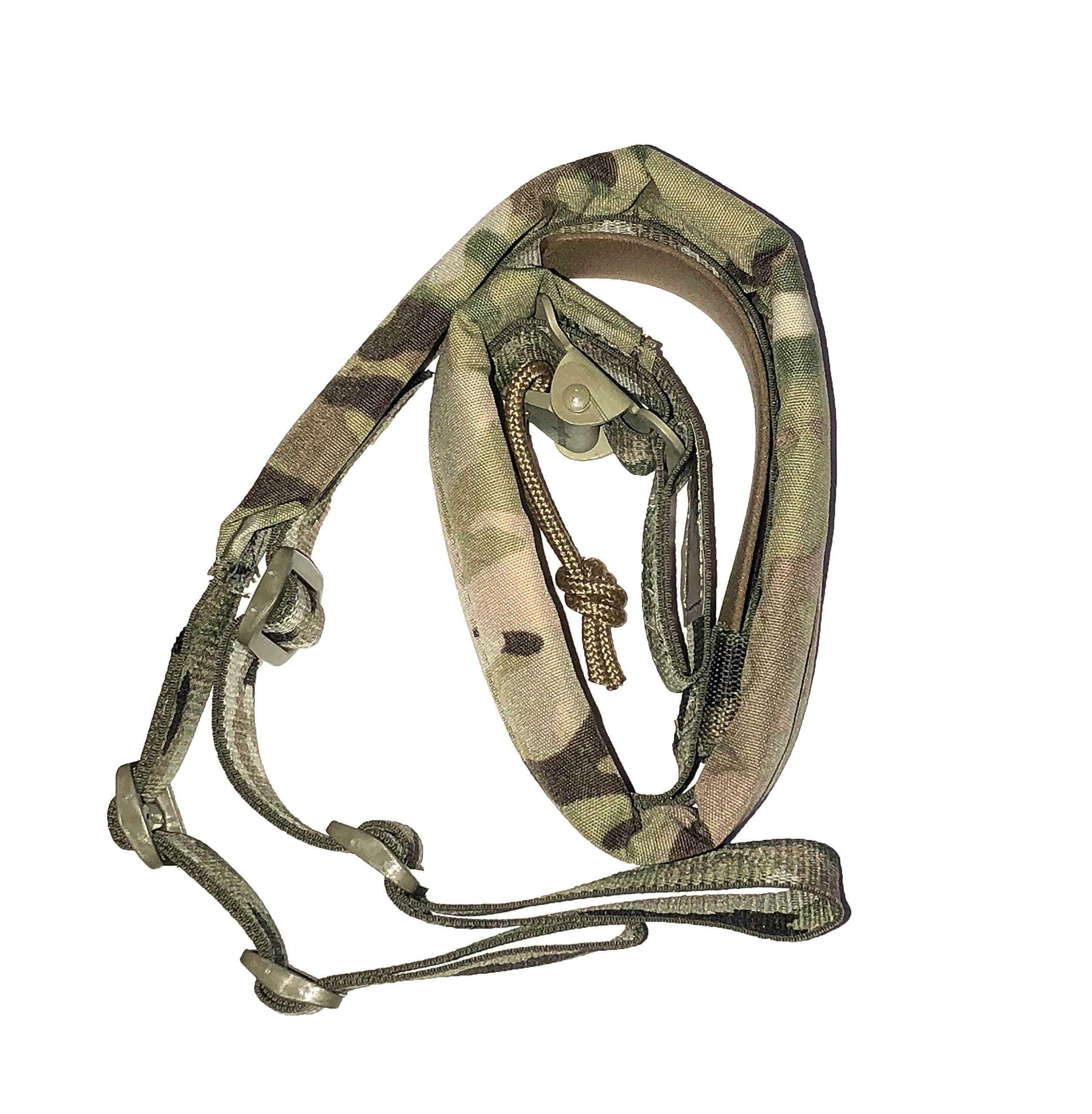 Viking Tactics Wide (Padded) Hybrid 2 point Sling (light weight-upgrade) (Multicam) by Viking Tactics