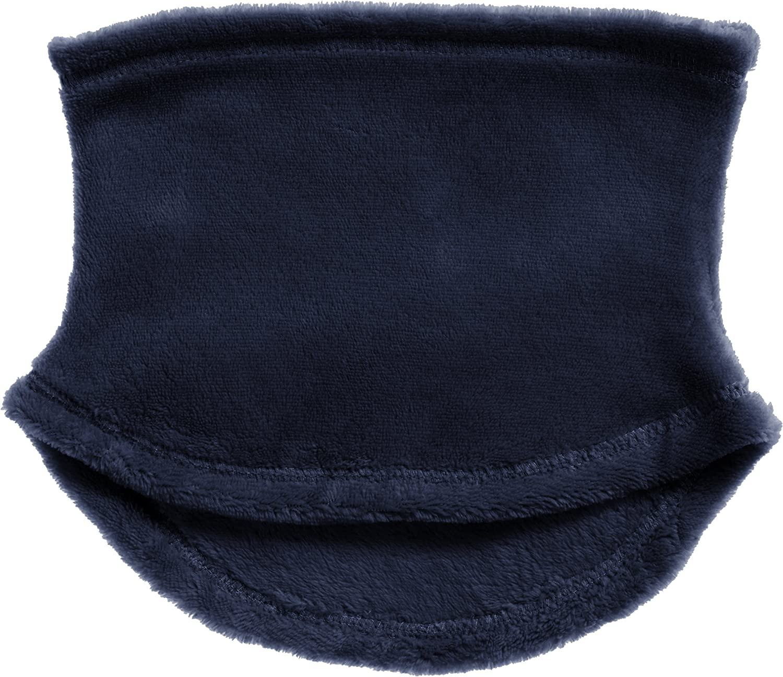 Dunkelblau Schnizler Playshoes Fleece-Schlauchschal