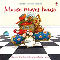 USB - Mouse Moves House - Phonics