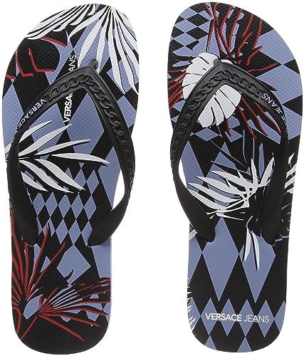 86a16be401f0 Versace Jeans Women s Scarpa Flip Flops