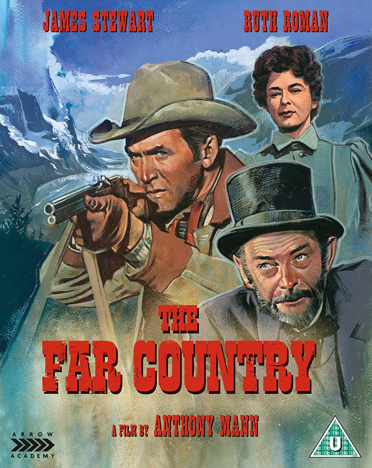 The Far Country - Cover