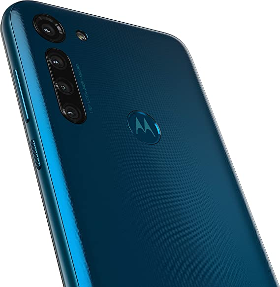 Motorola Moto G8 Power (64GB, 4GB, Dual Sim) Capri Blue: Amazon.es ...