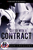 It Started with a Contract (Curvy Women Wanted Book 2)