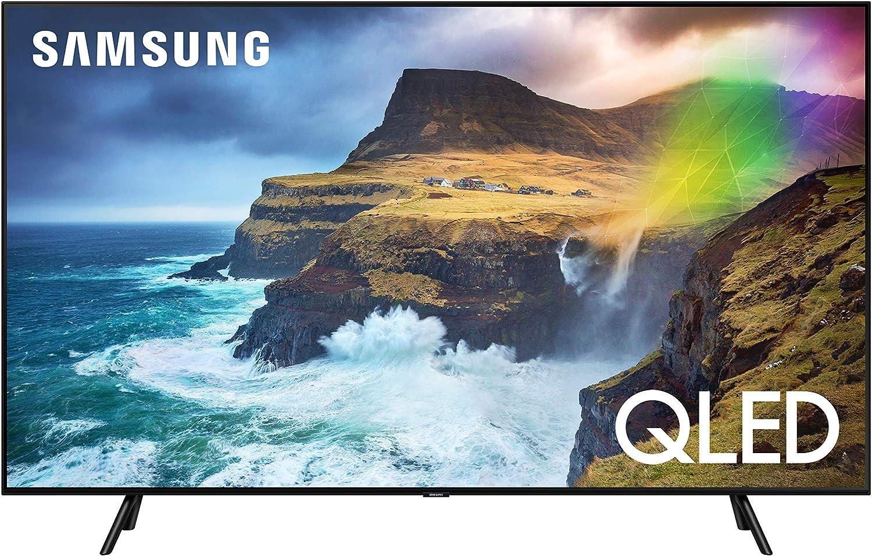 Samsung GQ82Q70RGTXZG 207 cm (82 Pulgadas) TV Plana/Flat QLED Q70R (2019): Amazon.es: Electrónica