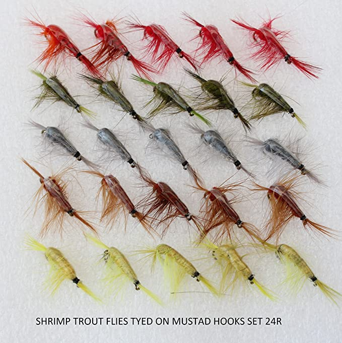 Twelve Flies Choice of Quantity /& Hook Size March Brown Fly Fishing Flies