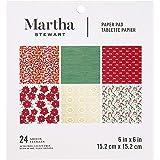 Martha Stewart 纸垫 多种颜色 6 x 6 inches 30068359