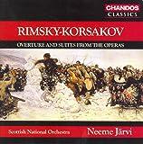 Rimsky-Korsakov: May Night Overture / Suites From the Operas