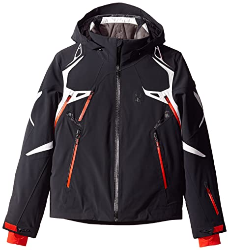 Sport Amazon Da Pinnacle Sci E Tempo Spyder Uomo it Giacca En0xwdxqCB