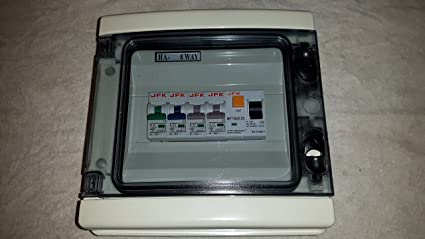 wylex fuse box instructions