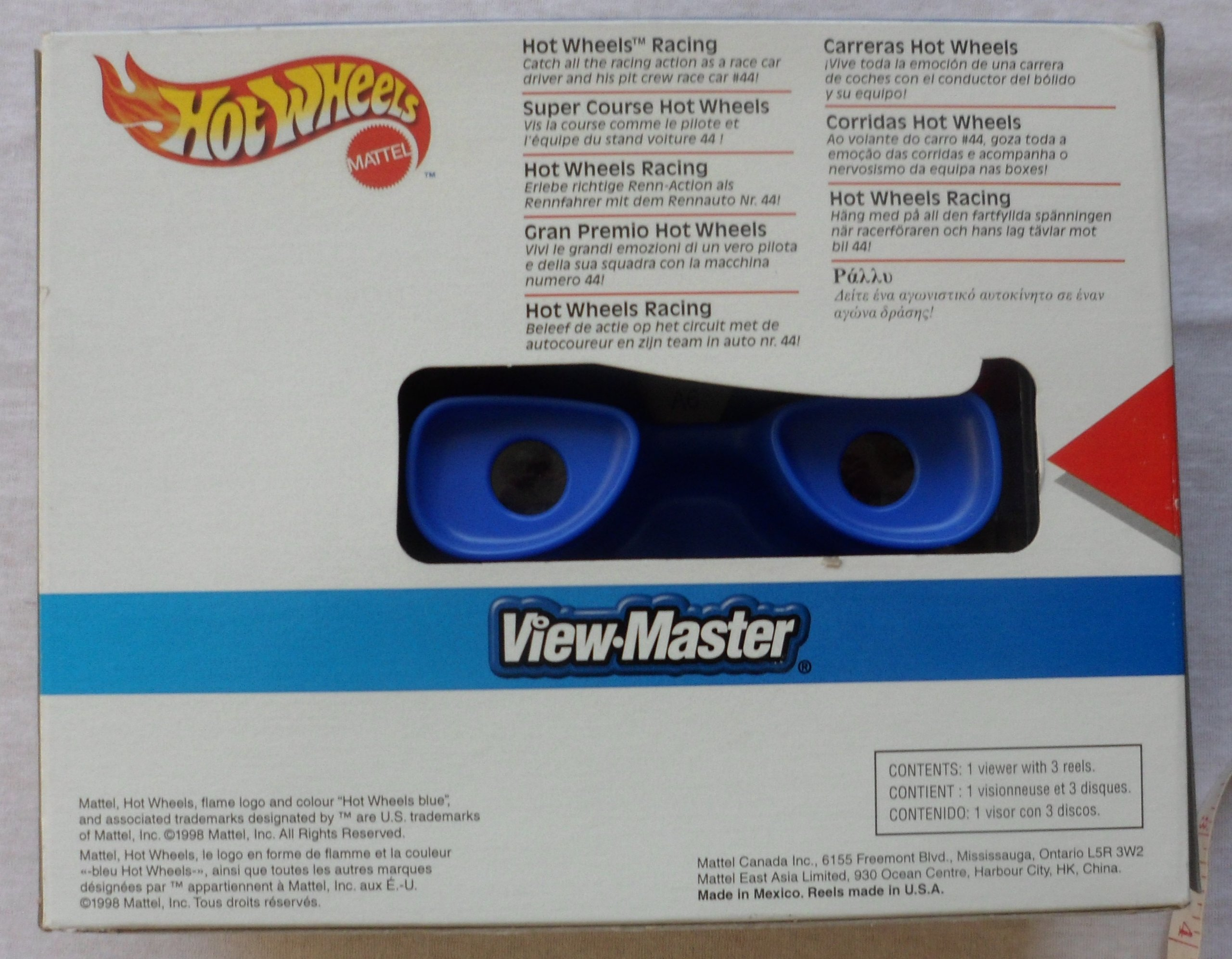 HOT WHEELS Racing Kyle Petty View Master Mattel by Hot Wheels (Image #4)