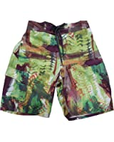 Beach Rays Men Boardshorts Multi Color