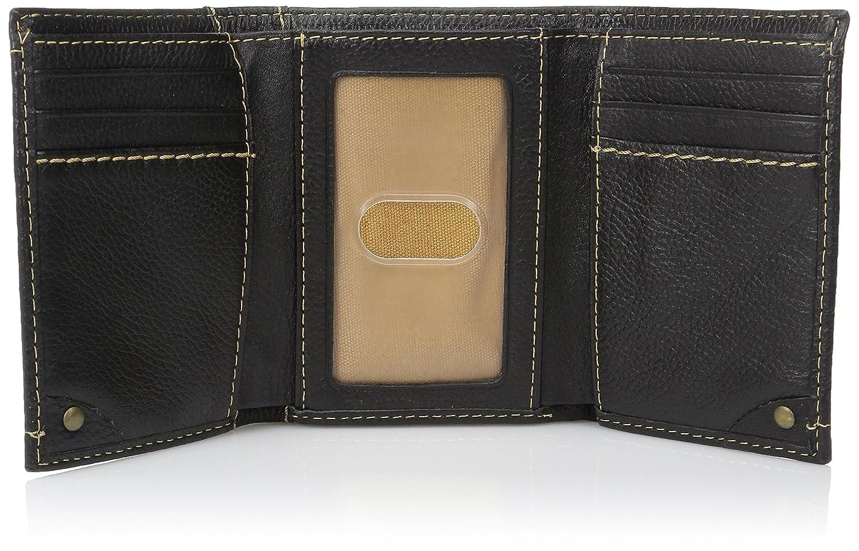 Carhartt Store tipo cartera con monedero 61-2200 logo, color negro: Amazon.es: Ropa y accesorios