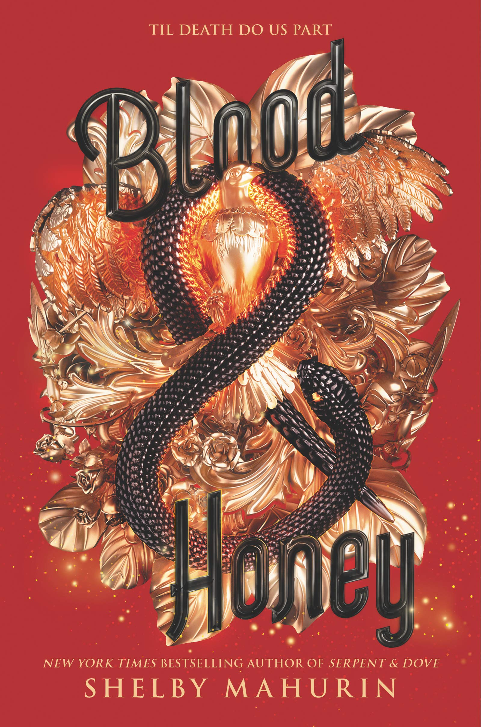Amazon.com: Blood & Honey (Serpent & Dove) (9780062878052): Mahurin,  Shelby: Books