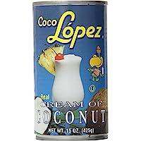 Coco Lopez Cream of Coconut Pina Colada Mixer