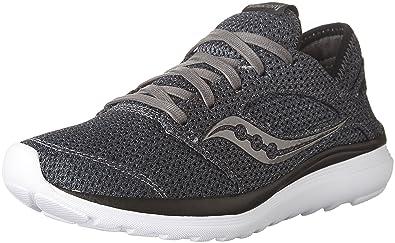 Womens Athletic Shoes saucony black white kineta relay knit iz7b41o4